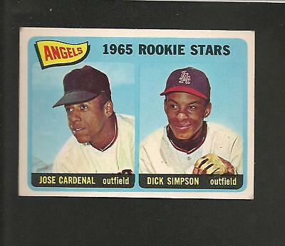 1965 Topps # 374 Rookie Stars EX