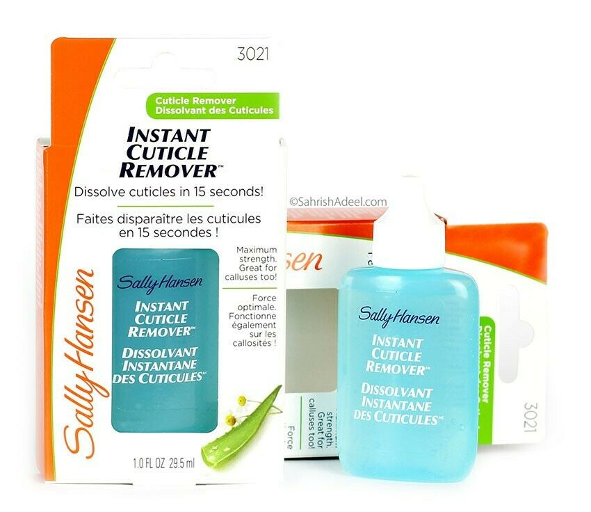 Sally Hansen 3021 Cuticle Remover