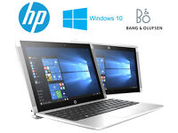 Deliver if needed - HP X2 Laptop Tablet - QuadCore - SSD - Windows 10 - Bang & Olufsen - Webcam