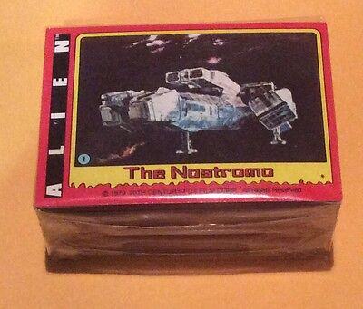 1979 Topps Alien Trading Card Set