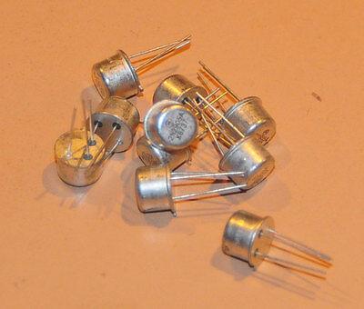Motorola Transistor 2n2905a Pnp 10pcs