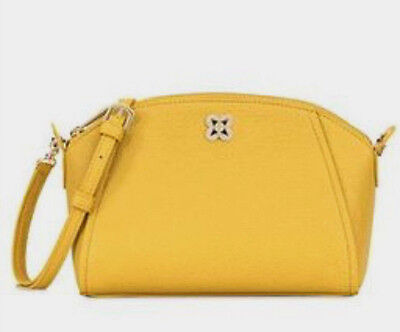 Furla EN61VT0 Lara Senape B Yellow Crossbody Small Bag