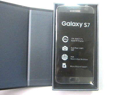 New Unlocked Samsung Galaxy S7 SM-G930T 32GB Embargo T-Mobile AT&T Family GSM