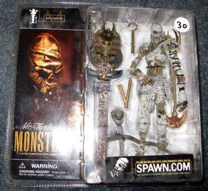 Mcfarlane monsters  The Mummy  $30