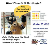 North Vancouver Wolf Pack Gives Back