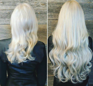 Hair Extensions ans Installations