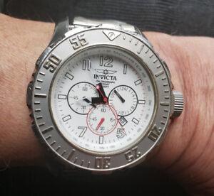 Invicta Men's 4666 II Collection Sport Chronograph Tachometer El