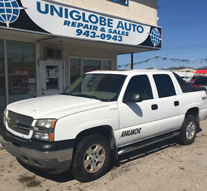 2005 Chevrolet Avalanche LS Z71 Package