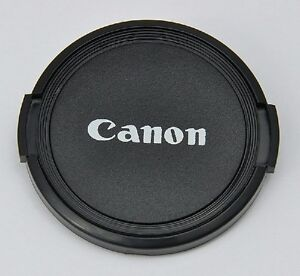 58mm Snap-On Front Lens Cap for Canon 18-55mm EOS Rebel T4i T3 T3i T2i XSi XS