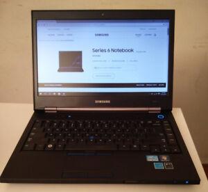 "Samsung 14"" laptop Intel Core i5, USB 3.0, HDMI"