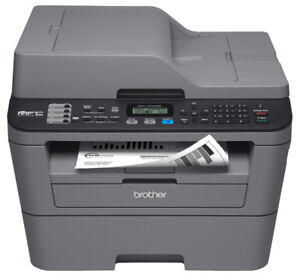 Brother MFC-L2700DW Multifunction Laser Printer - Mint Condition