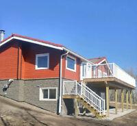 Tranquil Retreat  :  741031 Range Road 53 Sexsmith