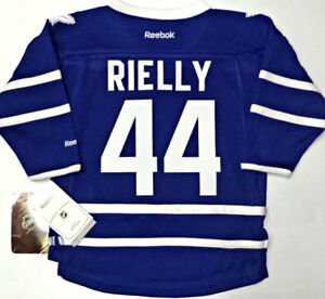 MORGAN RIELLY TORONTO MAPLE LEAFS 2-4T & INFANT REEBOK JERSEY