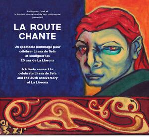 ✿✿✿✿✿ Billets pour hommage à LHASA : La route chante ❀❀❀❀❀