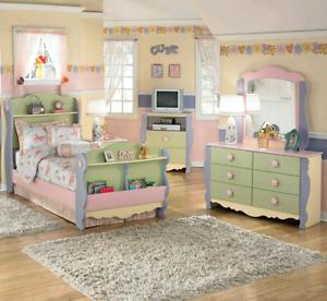 Girls bedroom set.
