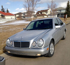 1997 Mercedes-Benz E-Class Other