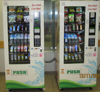 6 Vending Machine Business for Sale
