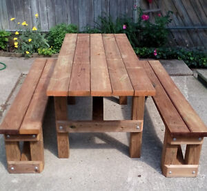 Outdoor Harvest Tables
