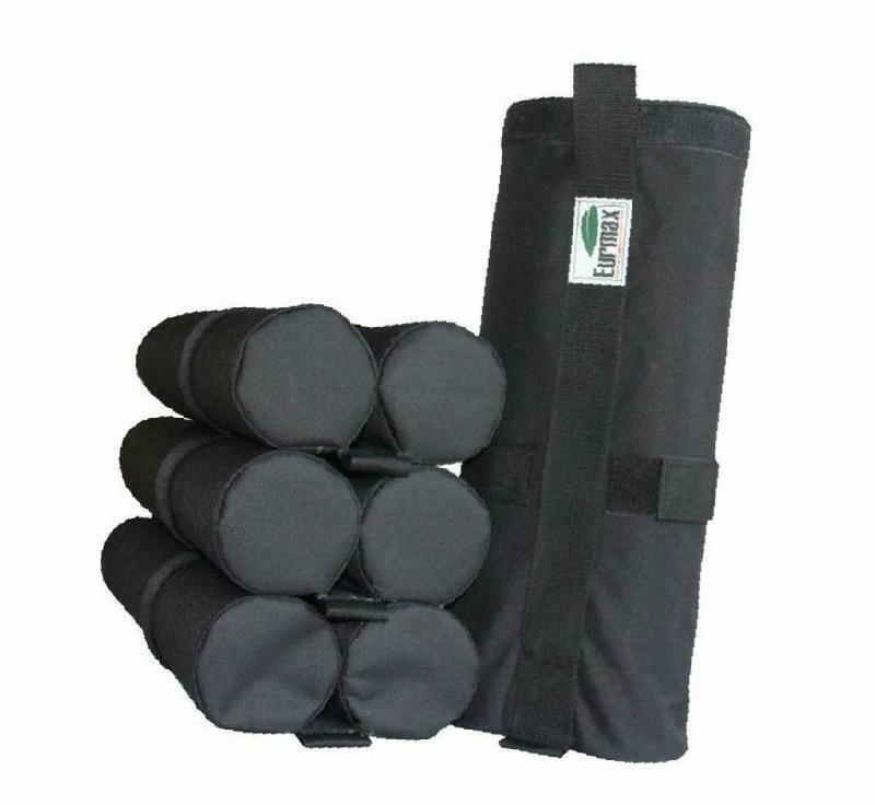 Canopy Leg Weights Sand Bag Pop Up Canopy Tent   Weights Leg