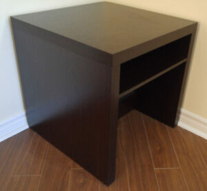 """Moving Sale: Cube Table - 23"""" x 23"""" x 23"""""""