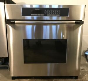"""Dacor 27"""" built-in convection wall oven"""