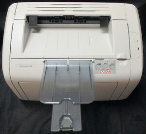 HP LaserJet 1018 Monochrome Laser Printer Stratford Kitchener Area image 6