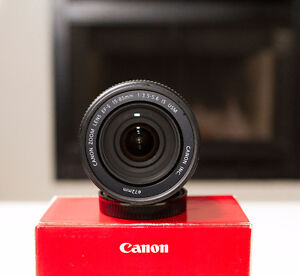 --==Canon 15-85mm f/3.5-5.6 IS DSLR lens==--