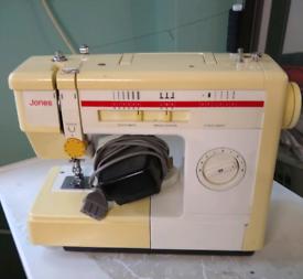 Jones sewing machine spare or repair