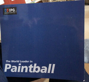 IPG Paintball  ticket package