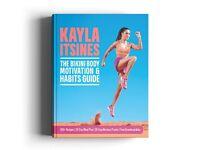 Kayla Itsines the bikini body motivation and habits guide book