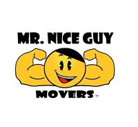 Mr Nice Guy Movers #1 Professional Moving Services Low As $79.00
