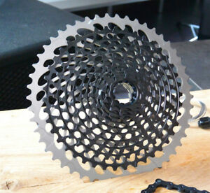 SRAM EAGLE 12 Speed Cassette + Chain Set