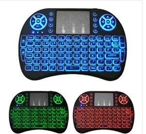 Wireless mini Keyboard Backlight  For Android Box /PC/LAPTOP ETC