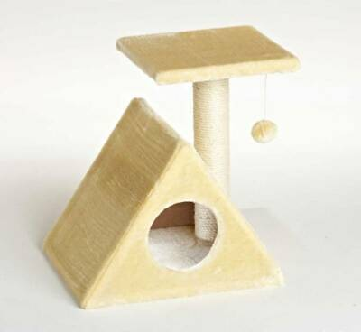 Cat Scratcher Post Cat Tree Activity Hideaway Centre - Cosy Claws 10