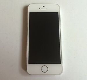 Apple iPhone 5S 16GB Silver Bell Virgin Very Good Condition $190