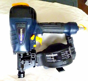 Roofing Nailer - Air-Powered