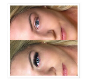 Classic, Hybrid and Volume Lash Extensions