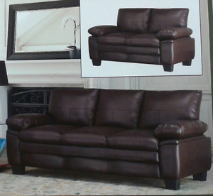 Make Living Affordable, New Sofa Only $589.99 Love seat $489.99