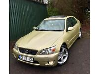 Lexus IS 200 2.0 SE**Automatic**1Lady Owner Last 13Years!**