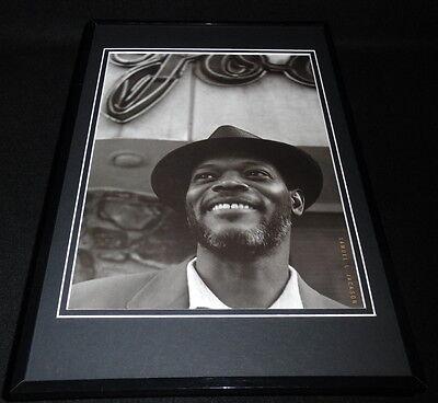 Samuel L Jackson 1996 Framed 11x17 Photo Poster Display