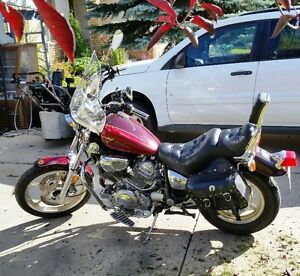 1998 Yamaha Virago XV 1100 In Excellent Shape