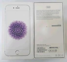 16gb-32gb-64gb-128gb Like New Used Apple Iphone 6 Unlocked