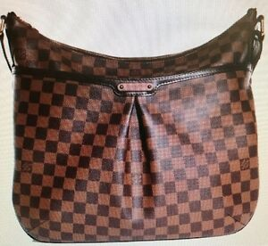 Authentic LOUIS VUITTON Bloomsbury PM Crossover Purse