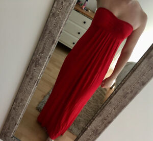 Red maxi dress from Envy!
