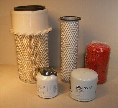 Filter  Kit Fits Bobcat 753 763 763 773 Skid St Air 2 Fuel Lube Hyd