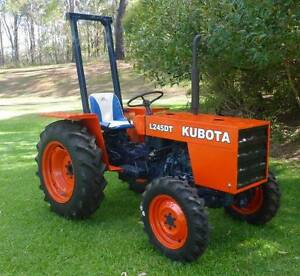 KUBOTA TRACTOR FOR SALE Grafton Clarence Valley Preview