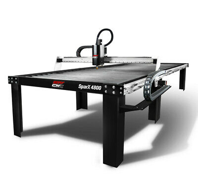 Stv Cnc 4x8 Cnc Plasma Cutting Table