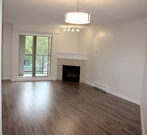 Spacious 2-bedroom 2-bath condo in inner harbour for rent Sept.1