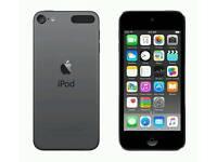 Apple ipod touch 6th generation black (32gb)