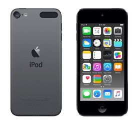 Apple iPod Touch 6th generation 16GB space grey